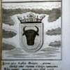 Coat of arms of Moldavia in Stematographia 1741.jpg