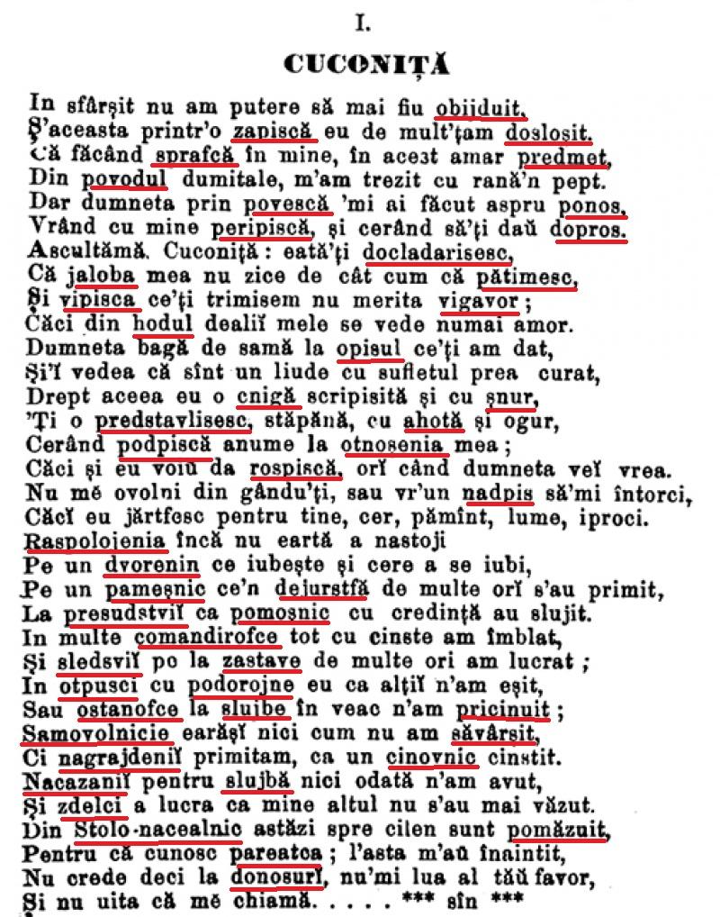 """""""Cuconita"""" Niculai Istrati"""